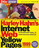 Harley Hahn's Internet & Web Yellow Pages, 1999 Edition - book cover picture