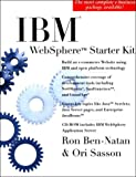 IBM WebSphere Starter Kit (Book/CD-ROM package) - book cover picture