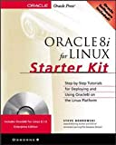 Oracle8i for Linux Starter Kit (Book/CD-ROM Package) - book cover picture