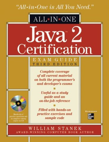 Java 2 Certification All-in-One Exam Guide, 3rd Edition