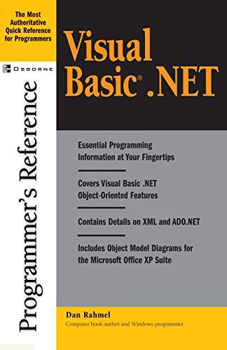 Visual Basic .NET (Programmer's Reference)