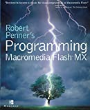 Robert Penner's Programming Macromedia Flash MX - book cover picture