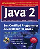 Sun Certified Programmer & Developer for Java 2 Study Guide (Exam 310-035 & 310-027) - book cover picture