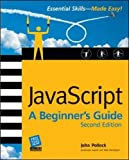JavaScript: A Beginner's Guide, Second Edition book cover