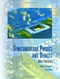 Semiconductor Physics And Devices - book cover picture