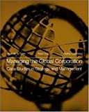 Buy Managing the Global Corporation: Case Studies in Strategy and Management from Amazon