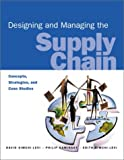 Designing and Managing the Supply Chain: Concepts, Strategies, and Cases w/CD-ROM Package - book cover picture