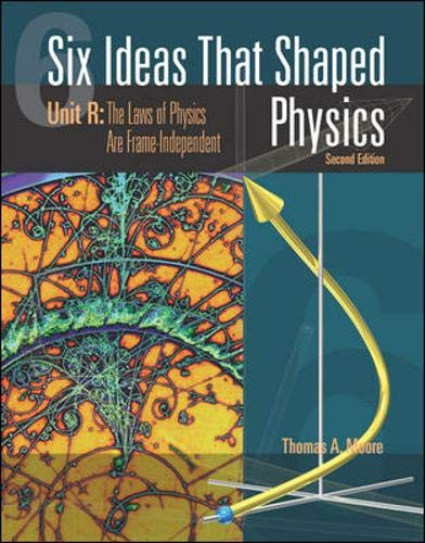 Cover of Six Ideas That Shaped Physics Unit R: The Laws of Physics Are Frame-Independent
