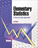 Elementary Statistics: A Step by Step Approach - book cover picture