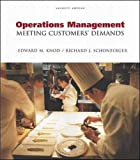 Buy Operations Management: Meeting Customer's Demands with Student CD-ROM from Amazon