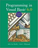 Programming in Visual Basic 6.0 Update Edition with CD - book cover picture