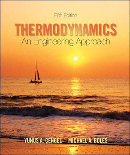 PDF Thermodynamics An Engineering Approach w Student Resources DVD