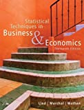 image of Statistical Techniques in Business and Economics