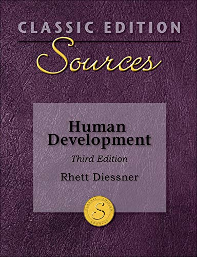 Classic Edition Sources: Human Development, Diessner Professor, Rhett