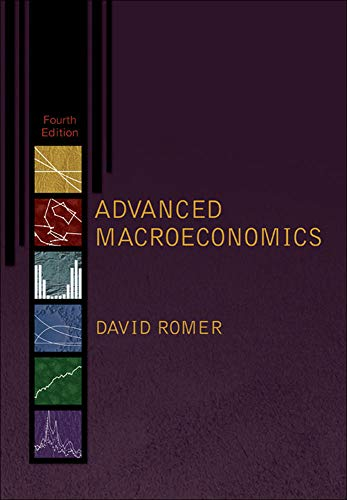 Advanced Macroeconomics (McGraw-Hill Series Economics)