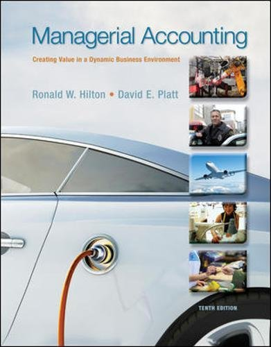 Pdf managerial accounting creating value in a dynamic business pdf managerial accounting creating value in a dynamic business environment 10th edition free ebooks download ebookee fandeluxe Choice Image