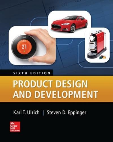 Product Design And Development Th Edition Pdf