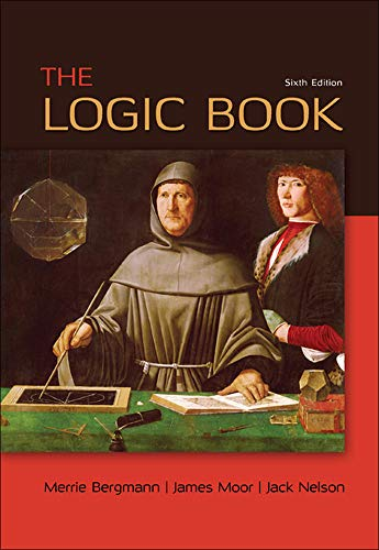 The Logic Book Book Cover Picture