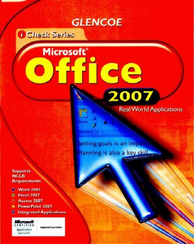 iCheck Microsoft Office 2007, Student Edition (ACHIEVE MICROSOFT OFFICE 2003) - McGraw-Hill Education