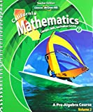 Teacher Edition California Mathematics,concepts,skill and Problem Solving 6, Volume 2 (Concepts, Skills, and Problem Solving, Volume 2), DAY-FREY-HOWARD-ETC
