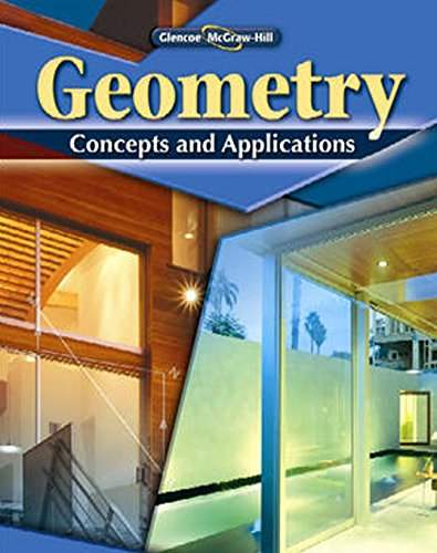 PDF Geometry Concepts And Applications Student Edition