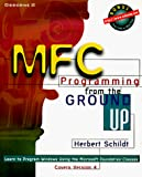 Mfc Programming from the Ground Up - book cover picture