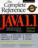 Java 1.1: The Complete Reference (Complete Reference) - book cover picture