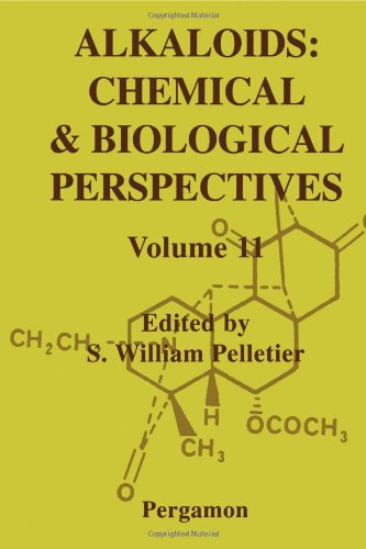 Alkaloids: Chemical and Biological Perspectives, Volume 11, Volume 11 - S.W. Pelletier