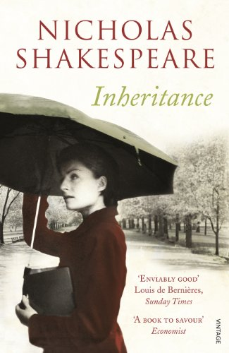 Inheritance. Nicholas Shakespeare