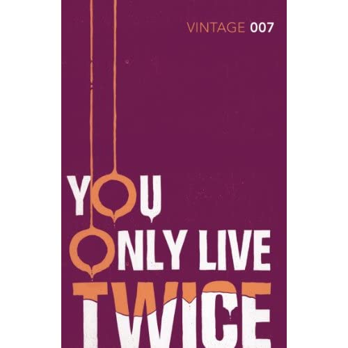 You Only Live Twice(Vintage Classics)
