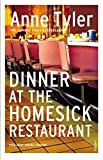 Dinner at the Homesick Restaurant - book cover picture