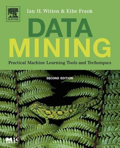 PDF Data Mining Practical Machine Learning Tools and Techniques Second Edition Morgan Kaufmann Series in Data Management Systems