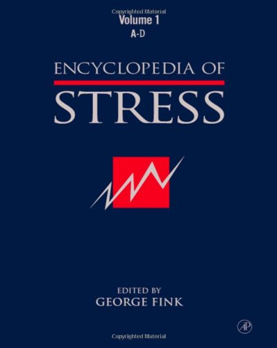 Encyclopedia of Stress (Three-Volume Set)