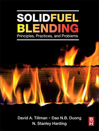 PDF Solid Fuel Blending Principles Practices and Problems