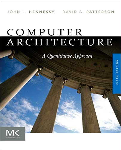 Computer Architecture: A Quantitative Approach Book Cover Picture