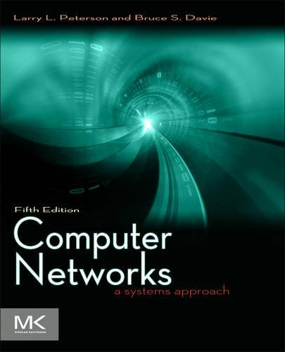 Computer Networks Textbook Cover