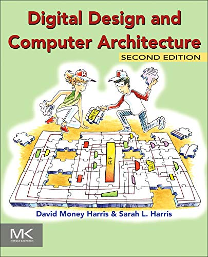 Digital Design and Computer Architecture, Second Edition - David Harris, Sarah Harris