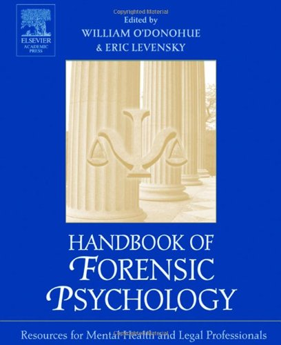 juvenile forensic psychology Psychological evaluation of juvenile offenders is an essential part of the family court system, because the thrust of the juvenile justice system is to provide rehabilitation a juvenile offender may need psychological treatment, educational assistance, or treatment for a substance abuse problem.