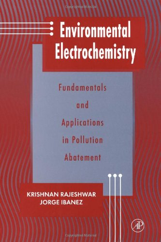 PDF Environmental Electrochemistry Fundamentals and Applications in Pollution Sensors and Abatement