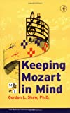 Keeping Mozart in Mind (Book with CD-ROM for Windows & Macintosh) - book cover picture