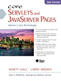 Core Servlets and JavaServer Pages, Vol. 1: Core Technologies, Second Edition - book cover picture