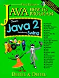 Java How to Program (3rd Edition) - book cover picture