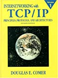 Internetworking with TCP/IP Vol.1: Principles, Protocols, and Architecture (4th Edition) - book cover picture