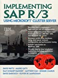 Implementing Sap R/3 Using Microsoft Cluster