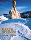 Earth Science (With CD-ROM) by Edward J. Tarbuck, et al
