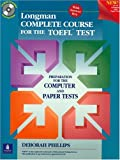 Longman Complete Course for the TOEFL Test, Book/dual platform CD-ROM (w/Answer Key)