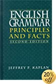 English Grammar: Principles and Facts