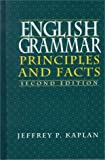 English Grammar: Principles and Facts, Second Edition - book cover picture