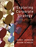 Exploring Corporate Strategy : Text Only (5th Edition) - book cover picture