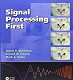 Signal Processing First - book cover picture
